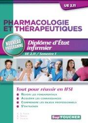 La couverture et les autres extraits de Pharmacologie et thérapeutiques