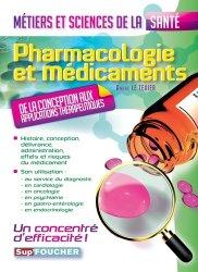 La couverture et les autres extraits de Tout sur Pharmacologie et Thérapeutiques UE 2.11 - Infirmier en IFSI - DEI - Révision - 3e édition