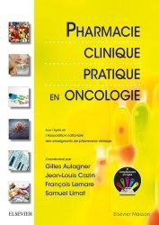 Pharmacie Clinique Pratique en Oncologie