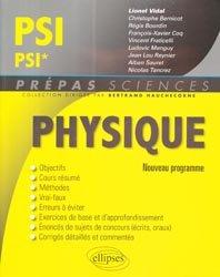 Physique PSI - PSI*