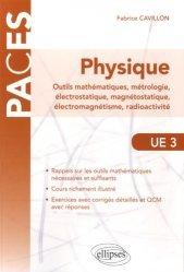 La couverture et les autres extraits de Magnétostatique et RMN UE 3
