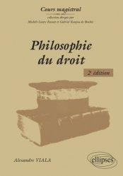 Philosophie du droit. 2e édition