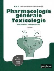 La couverture et les autres extraits de Pharmacologie - BP préparateur en Pharmacie
