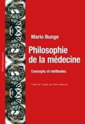 Philosophie de la médecine