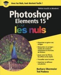 Photoshop elements 15 pour les nuls