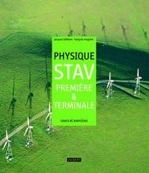 Physique STAV 1e et Te