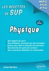 Physique MPSI - PCSI - PTSI