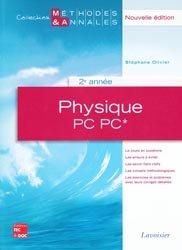 Physique PC* - PC 2ème année