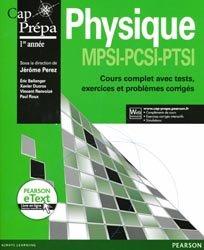 La couverture et les autres extraits de Mathématiques PSI - PSI*2e année