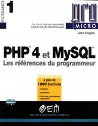 PHP 4 et MySQL