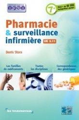 La couverture et les autres extraits de Testez-vous en pharmacologie et validez votre UE 2.11
