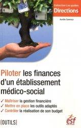 Piloter les finances d'un établissement médico-social