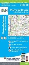La couverture et les autres extraits de Podensac Sauveterre-de-Guyenne. 1/25 000