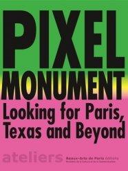 Pixel monument