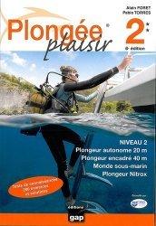 La couverture et les autres extraits de Plongée plaisir initiateur. 5e édition