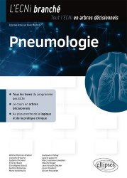 La couverture et les autres extraits de L'indispensable en stage de pneumologie