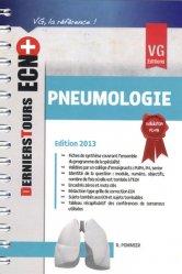 La couverture et les autres extraits de UE ECN+ Pneumologie