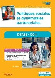 La couverture et les autres extraits de DEASS Diplôme d'Etat d'assistant de service social