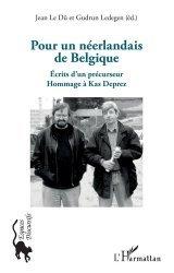 Pour un néerlandais de Belgique