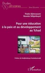 Pour une éducation à la paix et au développement au Tchad