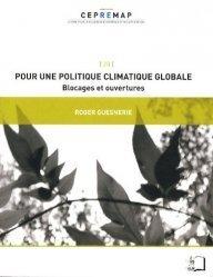 Pour une politique climatique globale