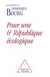 Pour une 6e République écologique