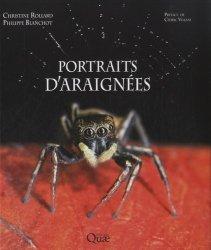 La couverture et les autres extraits de Portraits d'araignées