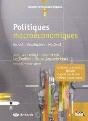 Politiques macroéconomiques