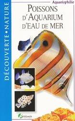 Poissons d'aquarium d'eau de mer