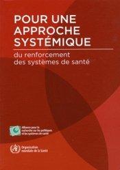 Pour une approche systémique du renforcement des systèmes de santé