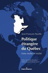 Politique étrangère du Québec