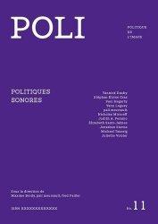 Politiques sonores