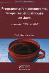 Programmation concurrente, temps réel et distribuée en Java