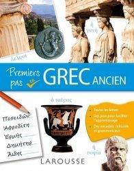 La couverture et les autres extraits de Pack CD - Le Grec Ancien - Débutants et Faux-débutants