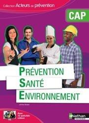 La couverture et les autres extraits de Sciences et technologies de la santé et du social Term ST2S
