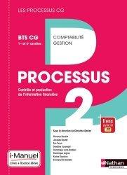 Processus 2 Contrôle et production de l'information financière 1re et 2e années BTS CG