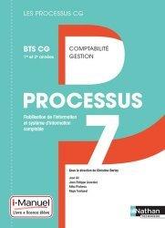 Processus 7 Fiabilisation de l'information et système d'information comptable 1re et 2e années BTS CG
