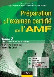 Préparation à l?examen certifié par l?AMF