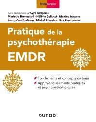 La couverture et les autres extraits de Pratique de la psychothérapie EMDR