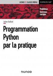 Programmation Python par la pratique