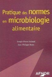 Pratique des normes en microbiologie alimentaire