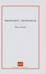 Profession, professeur