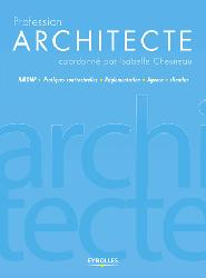 Profession architecte / manuel HMONP