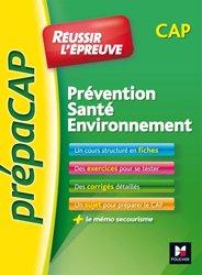 La couverture et les autres extraits de Prévention Santé Environnement (PSE) 1re Bac Pro (2016) - Pochette élève