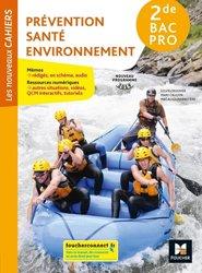 La couverture et les autres extraits de Prévention Santé Environnement