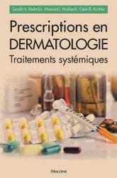 Prescriptions en dermatologie