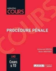 La couverture et les autres extraits de Droit pénal général. 5e édition