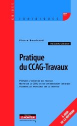 Pratique du CCAG-Travaux