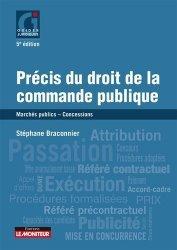 La couverture et les autres extraits de Abrégé des marchés publics de travaux