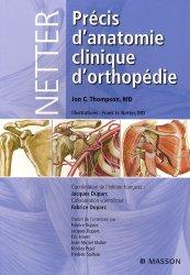 Précis d'anatomie clinique d'orthopédie